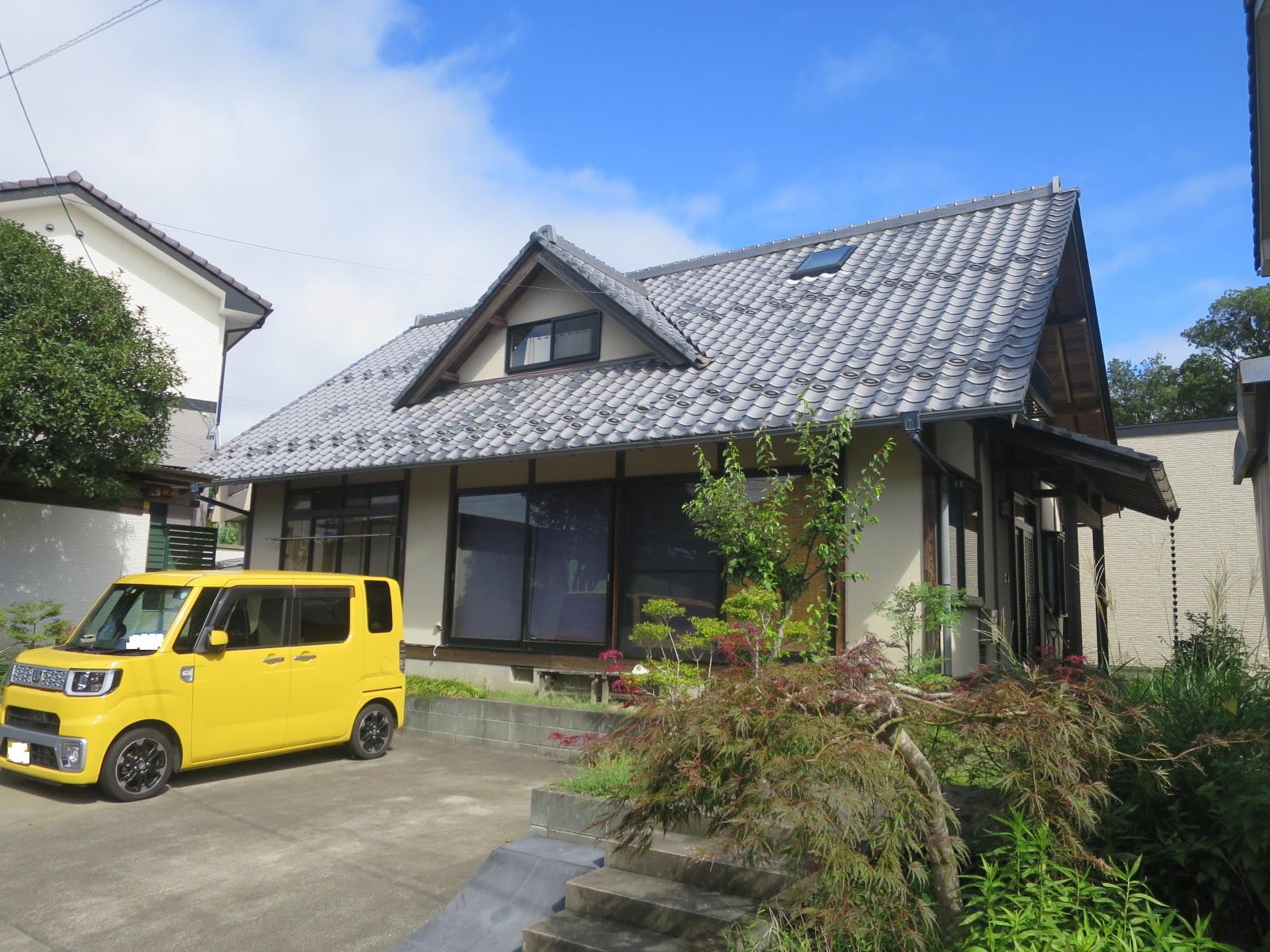 ★好間町の高台 上野原地区 遊びのある大屋根の中古住宅★ 1,980万円